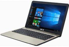 """Ноутбук ASUS X541NA-DM550T, 15.6"""", Intel Celeron N3350 1.1ГГц, 4Гб, 500Гб, Intel HD Graphics 500, Windows 10, 90NB0E81-M10210, черный"""