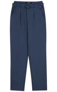 Укороченные брюки La Reine Blanche