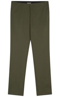 Женские брюки текстильные La Reine Blanche