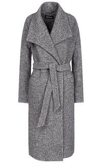 Пальто с отложным воротником La Reine Blanche