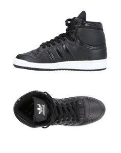 Женские высокие кеды и кроссовки Adidas