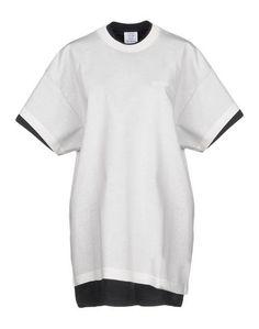 Короткое платье Vetements
