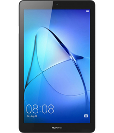 Планшет Huawei MediaPad T3 7 16Gb BG2-U01 Space Grey (MediaTek MT8321 1.3 GHz/1024Mb/16Gb/3G/Wi-Fi/Bluetooth/7/1024x600/Android)