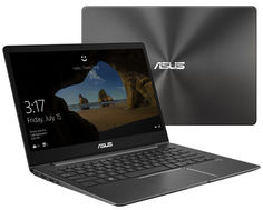 Ноутбук ASUS Zenbook UX331UN-EG011T 90NB0GY2-M01940 (Intel Core i5-8250U 1.6 GHz/8192Mb/256Gb SSD/No ODD/nVidia GeForce MX150 2048Mb/Wi-Fi/Bluetooth/Cam/13.3/1920x1080/Windows 10 64-bit)