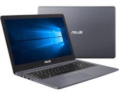 Ноутбук ASUS VivoBook Pro 15 Ultra HD N580VD-FI758R 90NB0FL4-M11960 (Intel Core i7-7700HQ 2.8 GHz/16384Mb/1000Gb + 256Gb SSD/No ODD/nVidia GeForce GTX 1050 2048Mb/Wi-Fi/Bluetooth/Cam/15.6/3840x2160/Windows 10 64-bit)