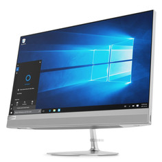 Моноблок Lenovo IdeaCentre AIO 520-22IKL MS Silver F0D4005HRK (Intel Core i3-7100T 3.4 GHz/4096Mb/1000Gb/DVD-RW/Intel HD Graphics/Wi-Fi/Bluetooth/21.5/1920x1080/DOS)