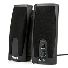 Колонка Dialog Colibri AC-21UP Black