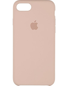 Аксессуар Чехол Krutoff для APPLE iPhone 7 / 8 Silicone Case Pink Sand 10746