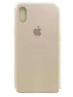Аксессуар Чехол Krutoff для APPLE iPhone X Silicone Case Lavander 10809