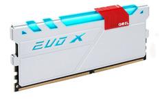 Модуль памяти GeIL EVO X DDR4 DIMM 3000MHz PC4-24000 CL15 - 8Gb GEXG48GB3000C15ASC