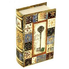 Сейф книга СИМА-ЛЕНД Ключик от сокровища 1054692