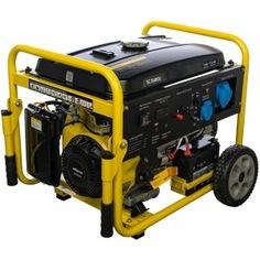 Бензиновый генератор inforce sc9000e 04-03-09