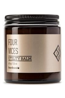 Бальзам для волос и бороды «Four Vices», 120 ml Beardbrand