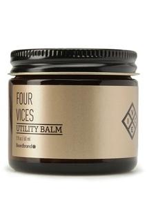 Бальзам для волос и бороды «Four Vices», 60 ml Beardbrand
