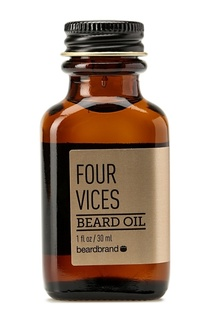 Масло для бороды «Four Vices», 30 ml Beardbrand