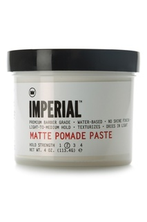 Средство для укладки волос Matte Pomade Paste, 113 g Imperial Barber