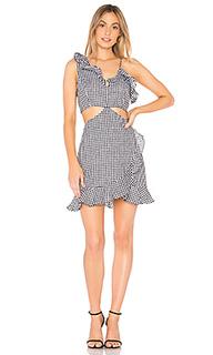 Платье с вырезами jamie - Bardot