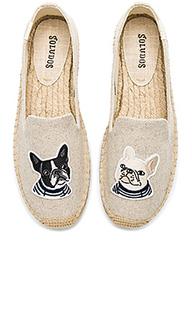 Модные слипперы teddy & gigi - Soludos