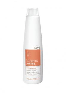 Шампунь Lakme K.Therapy Peeling Shampoo Dandruff Dry Hair