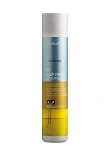 Шампунь Lakme Teknia Deep Care Shampoo