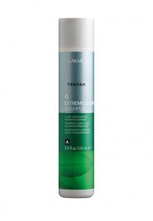 Шампунь Lakme Teknia Extreme Cleanse Shampoo