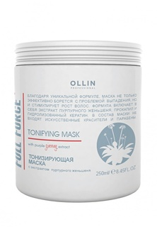 Маска для волос Ollin Full Force Hair Growth Tonic Mask