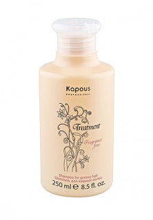 Шампунь Kapous Fragrance Free Treatment