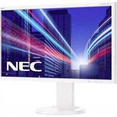 Монитор Nec E243WMi Silv/White (E243WMI)