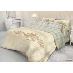 Комплект постельного белья Волшебная ночь 2-х сп, ранфорс, Crown с наволочками 70x70 (704278)