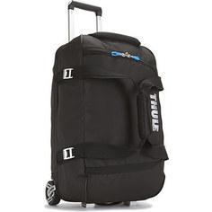 Багажная сумка Thule на колесах Crossover Rolling Duffel 56L, черный