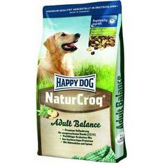Сухой корм Happy Dog NaturCroq Adult Balance с мясом птицы для взрослых собак 15кг (02640)
