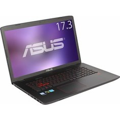 Игровой ноутбук Asus GL752VW-T4474T i5-6300HQ 2300MHz/8Gb/1T/17,3FHD AG IPS/NV GTX960M 2G/DVD-SM/BT/Win10