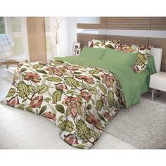 Комплект постельного белья Волшебная ночь 2-х сп, ранфорс, Nuts с наволочками 70х70 (716337)