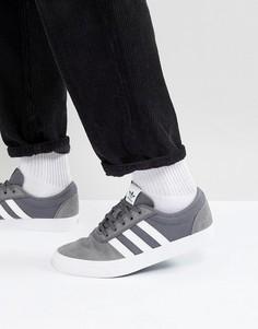 Серые кроссовки adidas Skateboarding Adi-Ease CQ1063 - Серый