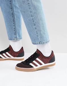 Черные кроссовки adidas Skateboarding Lucas Premiere PK CQ1225 - Черный