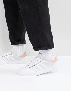 Белые кроссовки adidas Skateboarding Lucas Premiere CQ1104 - Белый