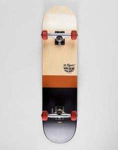 Скейтборд Globe Half Dip 2 - 7,75 дюйма - Черный