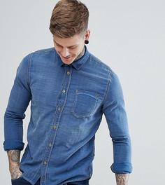 Джинсовая рубашка Nudie Jeans Co - Темно-синий