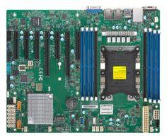 Серверная материнская плата SUPERMICRO MBD-X11SPL-F-O, Ret