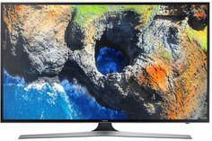 "LED телевизор SAMSUNG UE49MU6103UXRU ""R"", 49"", Ultra HD 4K (2160p), черный"
