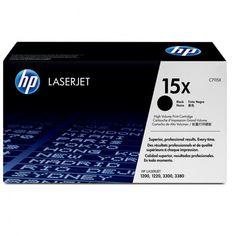 Картридж HP 15X черный [c7115x]