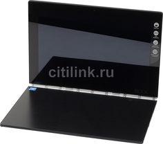 Планшет LENOVO Yoga Book YB1-X91F, 4GB, 64GB, Windows 10 Professional 64 черный [za150049ru]