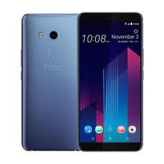 Смартфон HTC 128Gb, U11+, серебристый