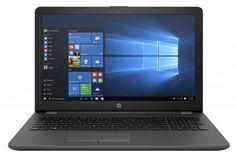 """Ноутбук HP 15-bw603ur, 15.6"""", AMD A6 9220 2.5ГГц, 8Гб, 1000Гб, AMD Radeon R4, Free DOS, 2PZ20EA, серый"""