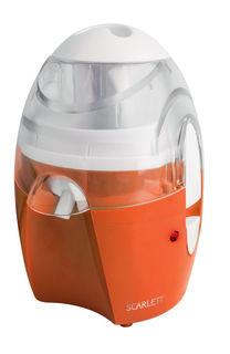 Соковыжималка SCARLETT SC-JE50S25, центробежная, оранжевый [sc - je50s25]