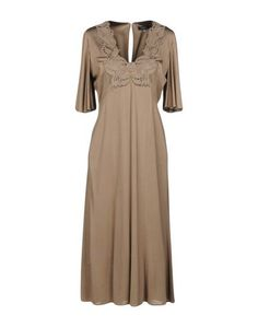 Платье длиной 3/4 Andrew GN