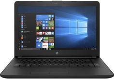 Ноутбук HP 14-bs025ur (черный)