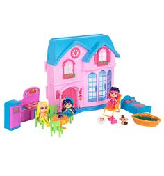 Кукольный домик Игруша Sweet Family Home HD-1486988 GL000524853