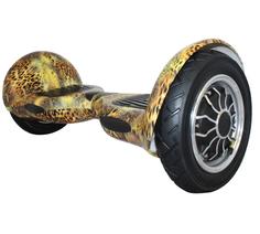 Гироскутер SpeedRoll Premium Suv 05APP Самобалансировка Yellow Leopard