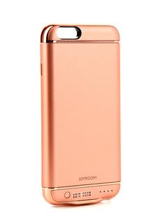 Аксессуар Чехол-аккумулятор JoyRoom Case Battery M124 2500 mAh Rose Gold для APPLE iPhone 6S